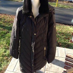 Womans Michael Kors coat.